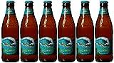 6 Flaschen Kona Big Wave a 0,355l aus Hawaii Golden Ale 4,4% Vol inc. 1.50€ EINWEG Pfand