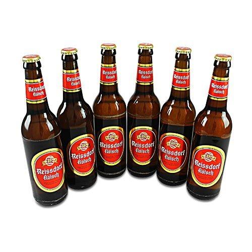 Reissdorf Kölsch (6 Flaschen à 0,5 l / 4,8 % vol.) inc. 0.48€ MEHRWEG Pfand