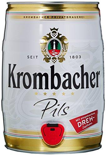 Krombacher Pils Fass, 5l