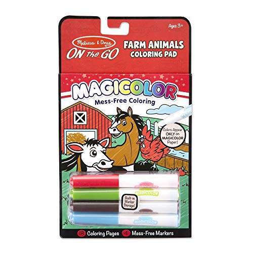 Activity Books - On the Go: Activity Books - On the Go [With Marker]