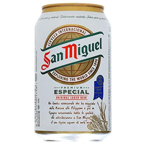 San Miguel Especial 5,4% 24 x 0,33 ltr.