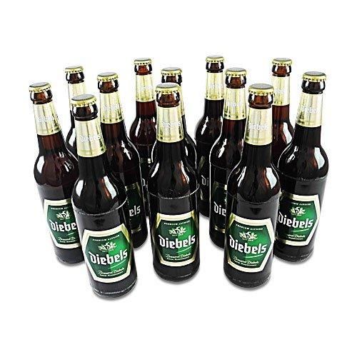 Diebels Alt - (12 Flaschen à 0,5 l / 4,9% vol.)
