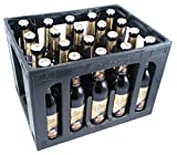 Whisky Stout Dunkel Craft-Bier (8,5% vol) mit Single Malt Whisky 20 x 0,5l