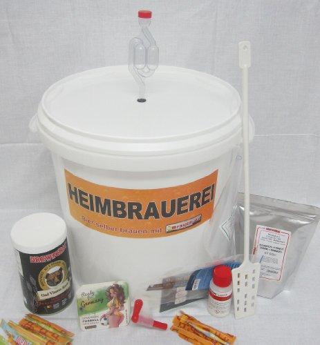 30 L Bierbrauset 'Alt flämisch Braun' für 12 Liter - Bier brauen/Brauset
