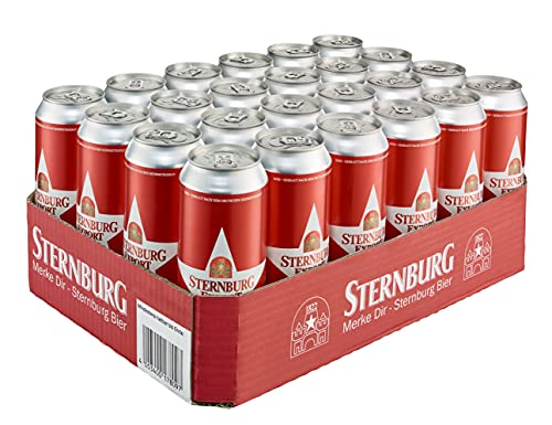 Sternburg Export, EINWEG 24x0,50 L Dose