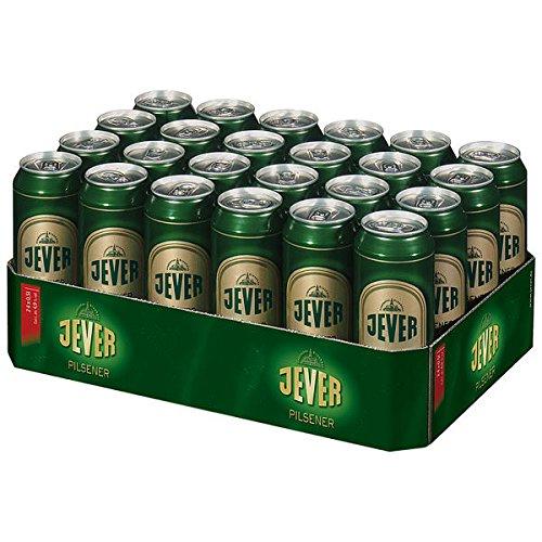 24 Dosen a 0,5 L Jever Pils inclusiv 6.00€ EINWEG Pfand Orginal