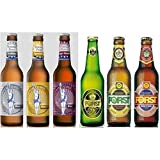 Südtiroler Bier Set Pustertaler Freiheit + Forst 18 x 330 ml.