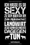 Ich hasse es so sexy zu sein aber ich bin ein Alpirsbacher Landwirt also kann ich nichts dagegen...