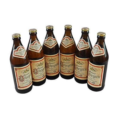 Kloster Scheyern - Kloster-Gold hell (6 Flaschen à 0,5 l / 5,4% vol.)