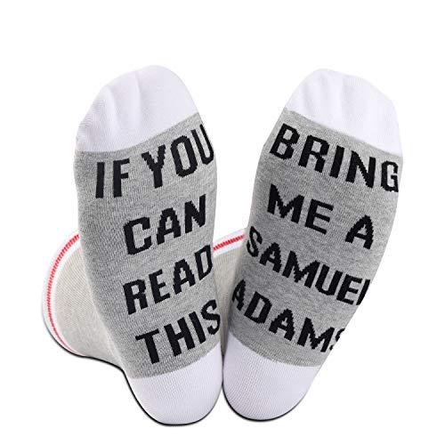 Biergeschenk Bierliebhaber Geschenk Samuel Adams Biertrinker If You Can Read This Bring Me A Samuel...