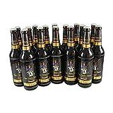 Pupen-Schultzes Schwarzes (Schwarzbier / 16 Flaschen à 0,5 l / 3,9% vol.)