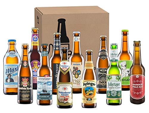 Kalea | ausgewählte Bierspezialitäten im Probierpaket | Biere von Privatbrauereien |...