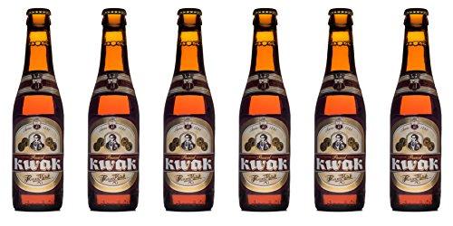 Kwak Bier 8.4 ° 33cl - 12 x 33 cl