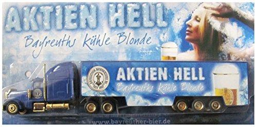 Bayreuther Bierbrauerei Nr.13 - Aktien Hell - Freightliner FLD 120 - US Sattelzug