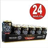24x0,33L Dosen Alpirsbacher Klosterbräu Spezial Bier 5,2% Vol inklusive EINWEG Pfand