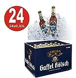 24 x Gaffel Kölsch 0,33 Originalkiste 4,8% Vol. alc. MEHRWEG