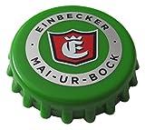 Einbecker Brauerei - Mai-Ur-Bock - Flaschenöffner in Kronkorkenform 8,2 cm
