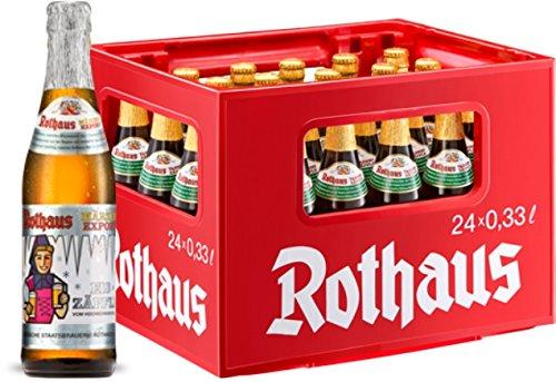 24 x Rothaus Eiszäpfle Märzen Export 0,33 L- 5,6% Alkohol Originalkiste MEHRWEG