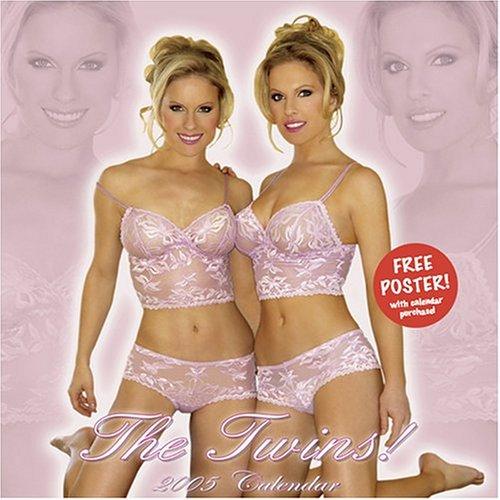 Coors Light Twins 2005 Calendar