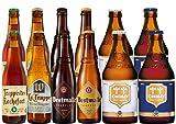 Trappistenbierpaket 12 x 0,33 l. Geschenk für Männer + Geschenk für Bierliebhaber + Bier für...