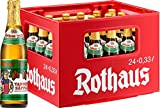 Rothaus Tannenzäpfle (24 x 0,33 l), inkl. 3,42 € Pfand,  MEHRWEG