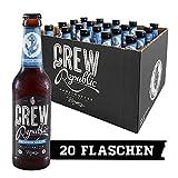 CREW Republic Craft Beer Drunken Sailor, IPA India Pale Ale (20 x 0,33l)