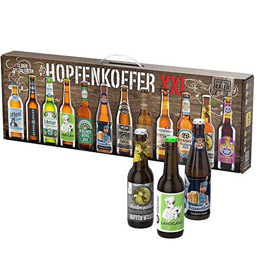 Beer Tasting Box | Geschenk-Idee | Papa | Männer | Bier-Spezialitäten von Privatbrauereien | mit...