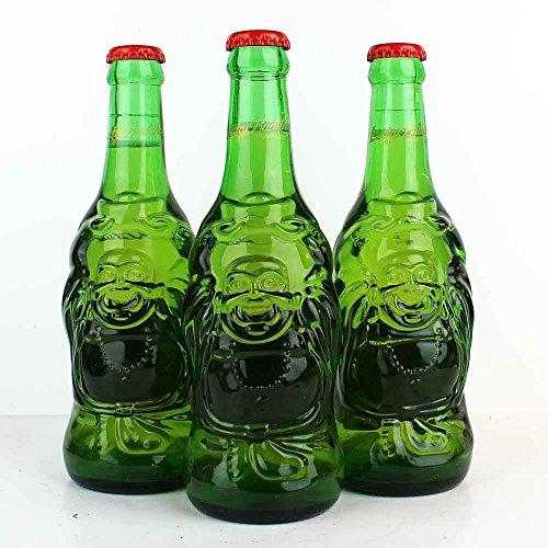 Lucky Buddha Bier - 3er Bier Set - aus China - je 0,33l von.BierPost.com
