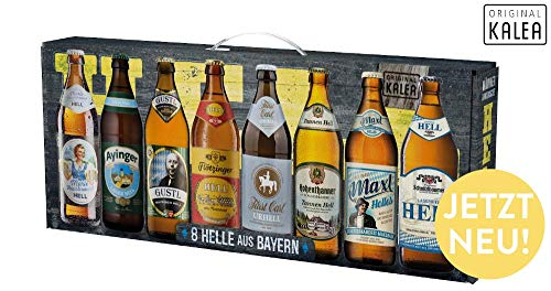 Beer Tasting Box   Geschenk-Idee   Papa   Männer   Bier-Spezialitäten von Privatbrauereien   mit...