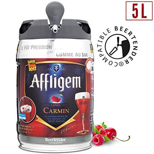 Affligem Cuvée Carmine Partyfass 5 Liter Fass inkl. Zapfhahn 6,2% vol.