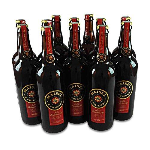 Maisel's Jeff's Bavarian Ale (12 Flaschen à 0,75 l / 7,1% vol.)
