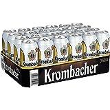 20 Dosen a 0,5L Krombacher Pils a 500ml inclusiv Pfand Bier inc. 5.00€ EINWEG Pfand 4,8% Vol.