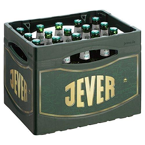 Jever Fun Alkoholfrei MEHRWEG, (20 x 0,5 l)