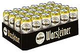 Warsteiner Radler Zitrone Dosenbier, erfrischendes Bier nach deutschem Reinheitsgebot, EINWEG (24 x...