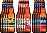 Samuel Adams Bier Paket mit 12 Bierflaschen