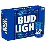 US Bier - 14 Sorten - 24 Dosen/Flaschen - Anheuser-Bush Bud Light Lime Coors Michelob Ultra Miller...