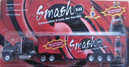 Eibauer Münch-Bräu Nr.12 - Smash, Schwarzbier & Cola - Ford 9000 - US Sattelzug