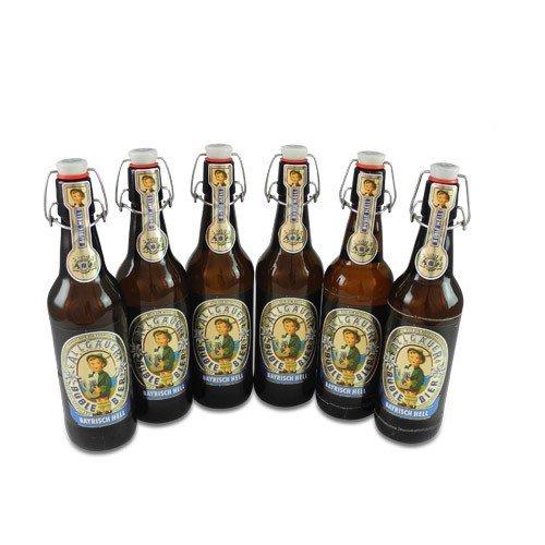 Allgäuer Büble - hell (6 Flaschen à 0,5 l / 4,7 % vol.)
