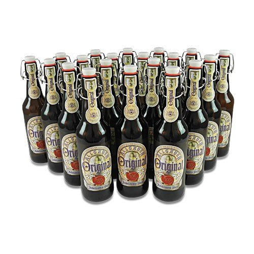 Allgäuer Brauhaus - Original (20 Flaschen á 0,5 l / 4,9% vol.)