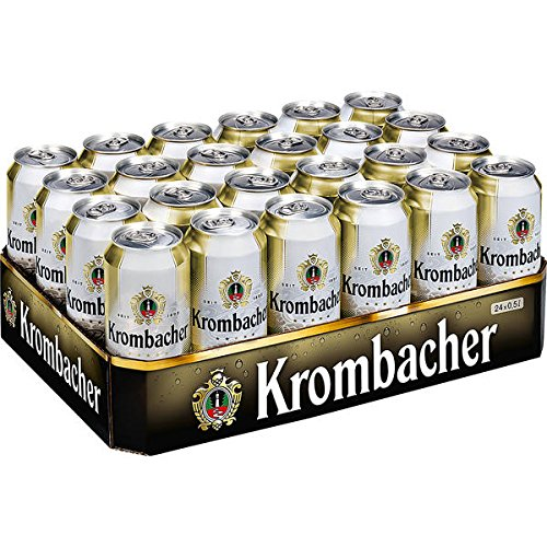 Krombacher Pils vol. 4,8% (24 x 0,5l)
