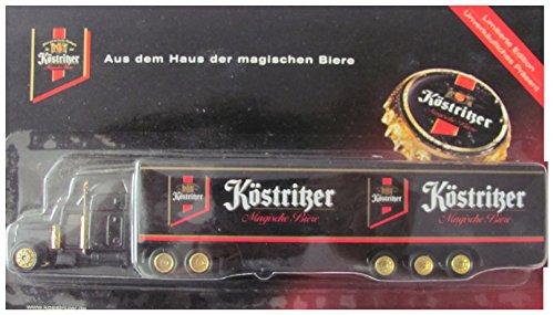 Köstritzer Nr.14 - Aus dem Haus der magischen Biere - Peterbilt 378 - US Sattelzug