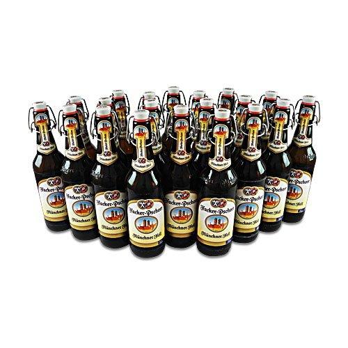 Hacker-Pschorr Münchner Hell (20 Flaschen à 0,5 l / 5,0% vol.)