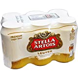 Belgisches Bier Stella Artois Premium Lager Bier 12x330ml. 5,2%Vol.