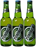TUBORG Bier cl33x3 bott. Biere alkoholische Getränke