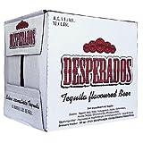 Desperados Bier mit Tequila, 5,9 % Vol. Alk., Einwegflasche (12 x 0.65L)