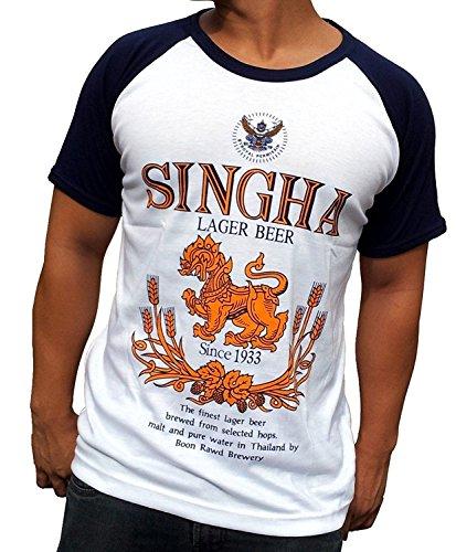 SINGHA Beer, Shirt (T-Shirt), Größe L