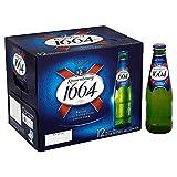 Kronenbourg 1664 Premium Beer 12 x 275ml (Packung mit 12x275m)