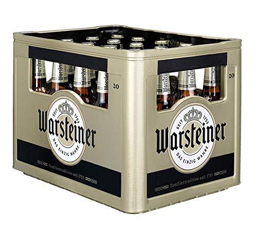 Warsteiner Premium Pilsener Pils MEHRWEG, (20 x 0.5 l)