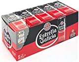 Bier Estrella Galicia 10x33cl (Pack 10 Dosen)