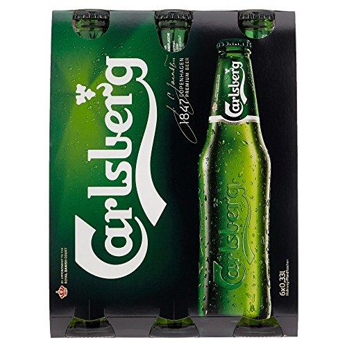 Carlsberg Beer Pils MEHRWEG (6 x 0.33 l)